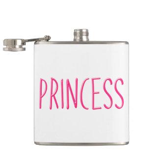 Cantil Princesa de incandescência cor-de-rosa