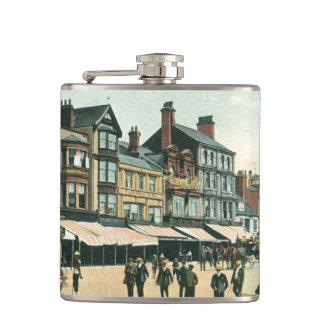 Cantil Príncipe Rua, 1900) garrafas ancas de Bridlington
