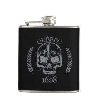 Cantil Quebeque patriótica 1608 grunge metal Referendo