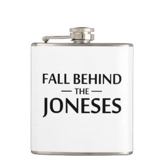 Cantil Queda atrás do Joneses