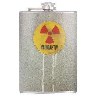 Cantil radioactivo kontaminiert