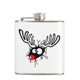 Cantil Rudolph engraçado bonito os desenhos animados