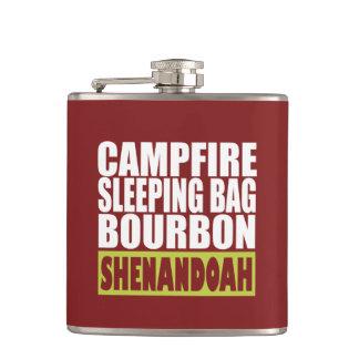 Cantil Saco de sono Bourbon da fogueira Shenandoah