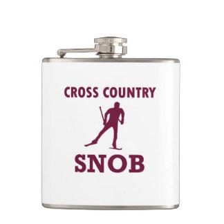 Cantil Snobe do esqui do país transversal