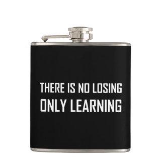 Cantil Somente divisa de aprendizagem não perdedora