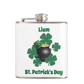 Cantil Sorte do Dia de São Patrício irlandês