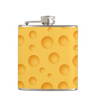 Cantil Teste padrão amarelo do queijo