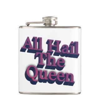 Cantil Todos saudam a rainha 3D