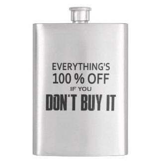 Cantil Tudo é 100% fora se você não o compra