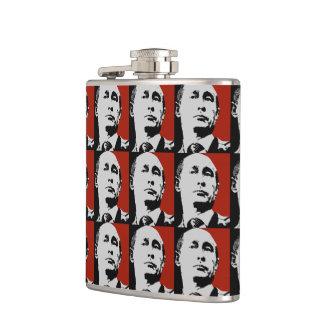 Cantil Vladimir Putin vermelho