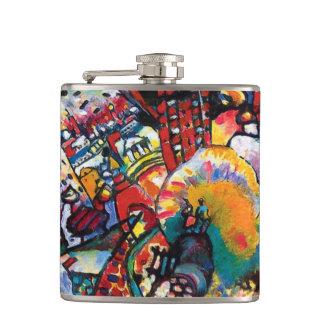 Cantil Wassily Kandinsky - arte abstracta da arquitectura