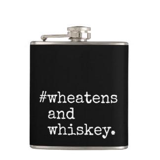 Cantil Wheatens e uísque