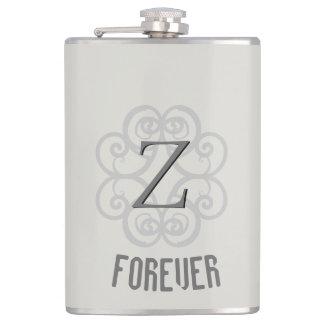 Cantil Z-Monogrammed para sempre