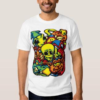 Cantina da criatura camisetas