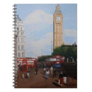 Canto de Londres Cadernos