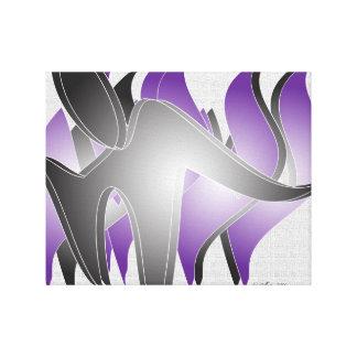 canvas impressão de canvas envolvidas