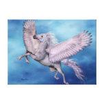 Canvas brancas de Pegasus Impressão Em Tela