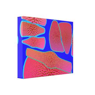 Canvas celulares impressão de canvas envolvidas