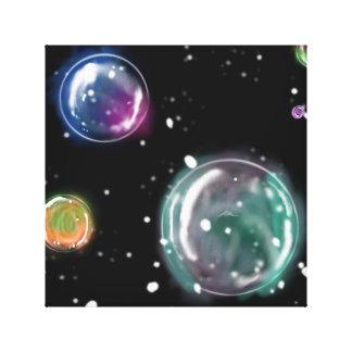Canvas da bolha