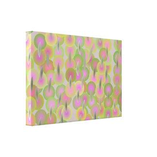 Canvas da primavera impressão em tela