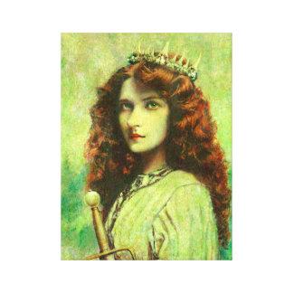 Canvas da rainha de Piskie