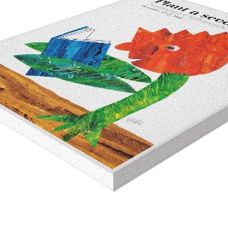 Canvas da semana de livro de 1999 crianças