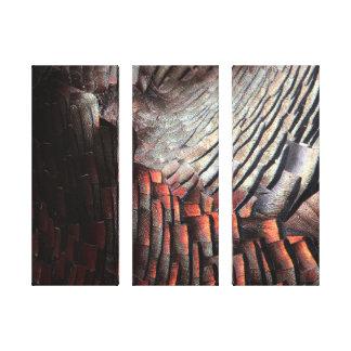 Canvas de arte abstracta