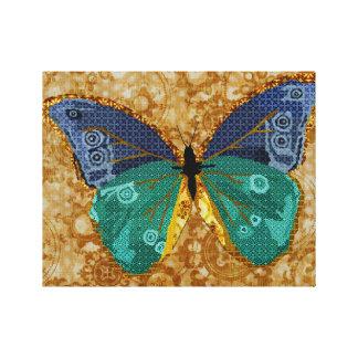 Canvas de arte da borboleta de Boho Impressão Em Tela