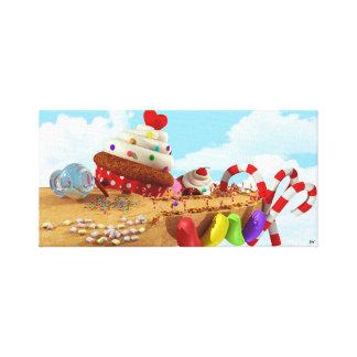 Canvas de Candyland