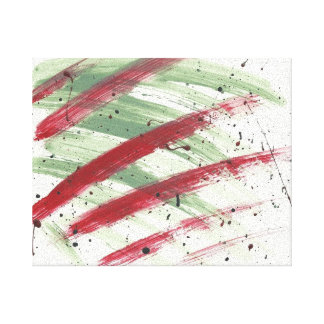 Canvas de Deco do Modificação-Estilo da Abstrato-A Impressão De Canvas Envolvidas