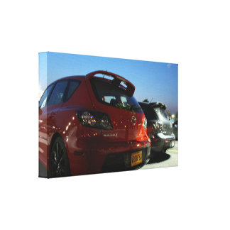 Canvas de Mazda Speed3