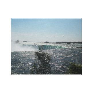 Canvas de Niagara Falls, Canadá