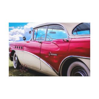 Canvas de um século 1955 de Buick Riviera