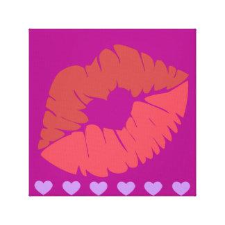 Canvas do amor de Emoji