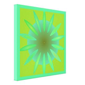 Canvas do Sundial Impressão De Canvas Esticada