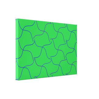 Canvas do valor líquido impressão em tela canvas