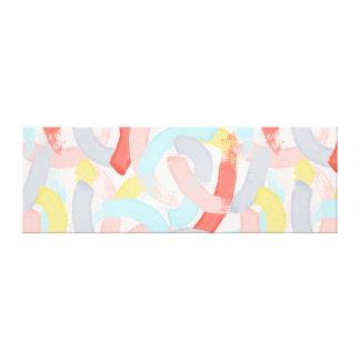 Canvas dos Brushstrokes