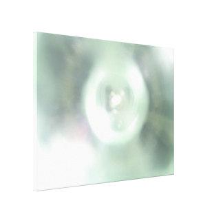 Canvas dos efeitos da luz impressão em tela