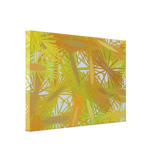 Canvas dos trópicos impressão em canvas