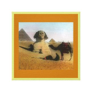 Canvas egípcias
