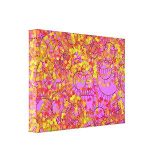 Canvas encontradas paraíso impressão em tela