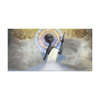 Canvas estrangeiras da arte de Jesus Impressão De Canvas Esticadas