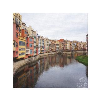 Canvas Girona, espanha