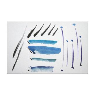 Canvas impressas belas artes da bóia