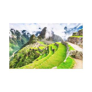 Canvas Machu Picchu, Cusco - Peru