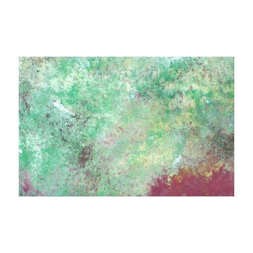 Canvas superiores (brilho) impressão de canvas envolvida