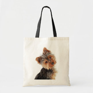 Canvas Totebag do yorkshire terrier de Yorkies do Bolsa Tote