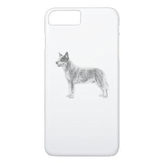 Cão australiano do gado capa iPhone 7 plus