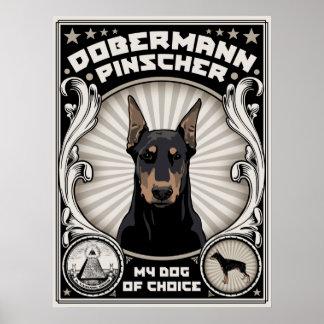 Cão da escolha poster