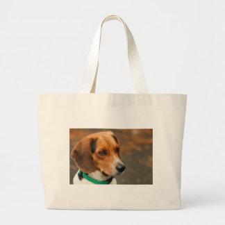Cão de caça focalizado inteligente do lebreiro bolsas de lona